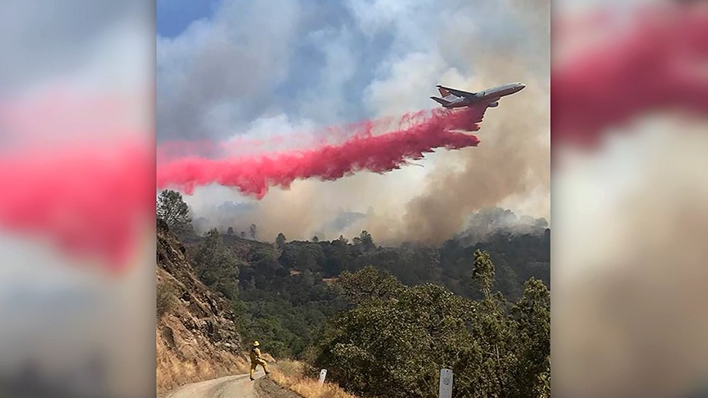 California fire now 4th largest in state history