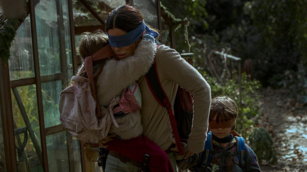 'Bird Box' is a hit for Netflix, according to Nielsen
