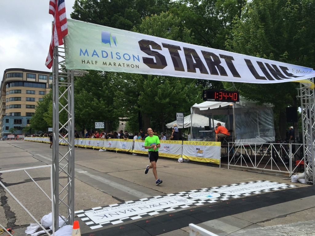 Madison Half-Marathon resonates with runners