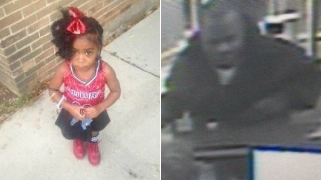 Police: Missing 3-year-old found safe, suspect in custody