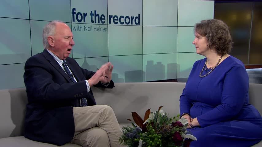 For the Record: Neil talks with Mayor Satya Rhodes-Conway