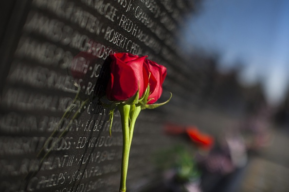 Moving Wall provides moving remembrance of Vietnam War