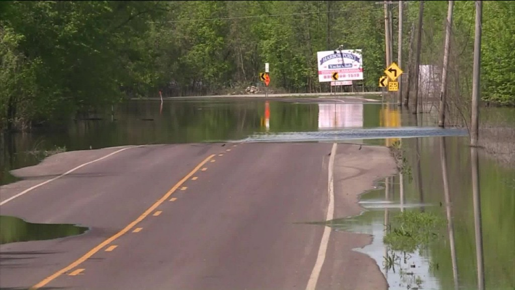 More storms, flooding on the way as rivers continue to rise