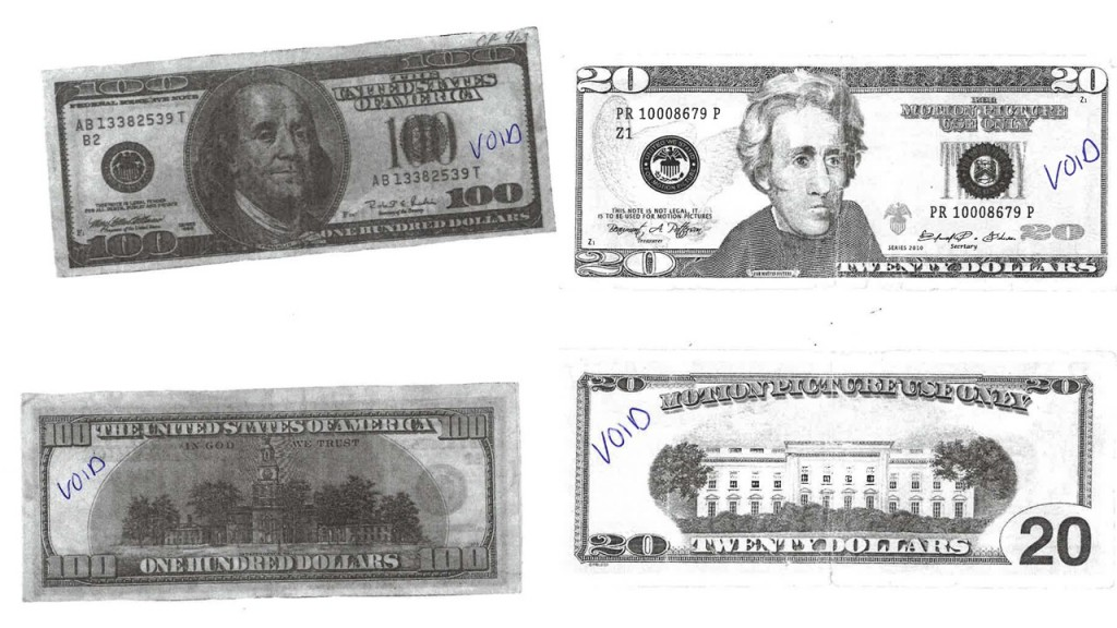 Sun Prairie police warning about counterfeit money