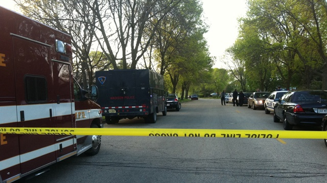 East Side standoff ends peacefullly