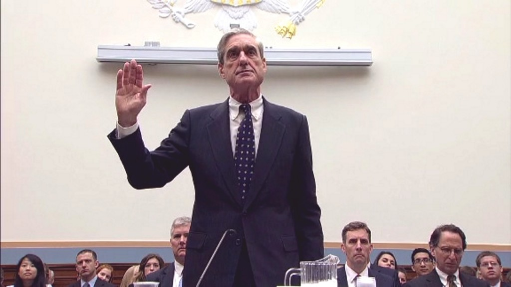 Read: Robert Mueller's opening statement before House Judiciary Committee
