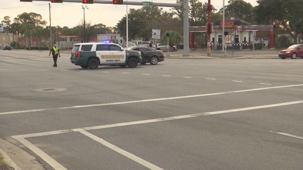 Police respond to active shooter at Naval Air Station in Pensacola