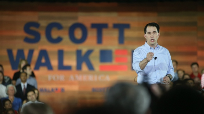 Reality Check: Walker's position shifts on birthright citizenship