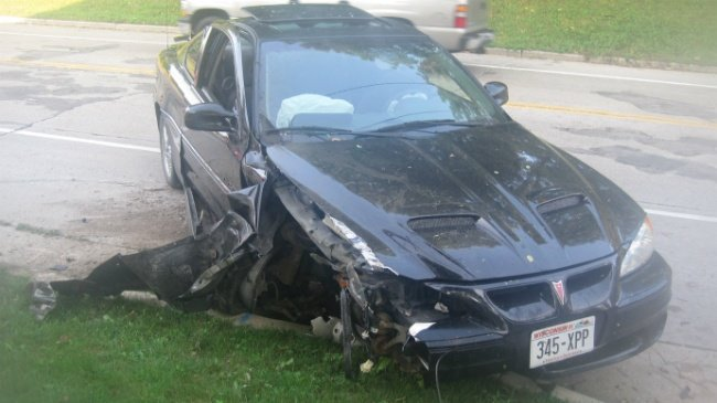 PHOTOS: Police refer Mother for charges in crash that injured daughters