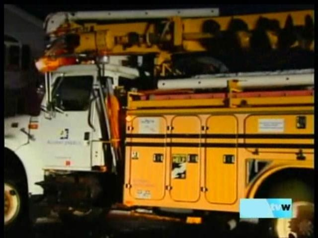 Utilities restoring power lost during storm