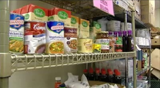 High school hopes to support students, families with food pantry