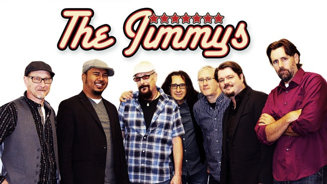 The Jimmys bring the blues to BBQ Fest