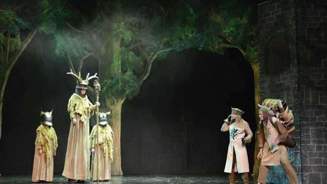 Four Seasons' 'Spamalot' brings the sunshine