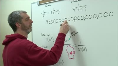 Mathematics instructor lays out NCAA bracket odds and strategy