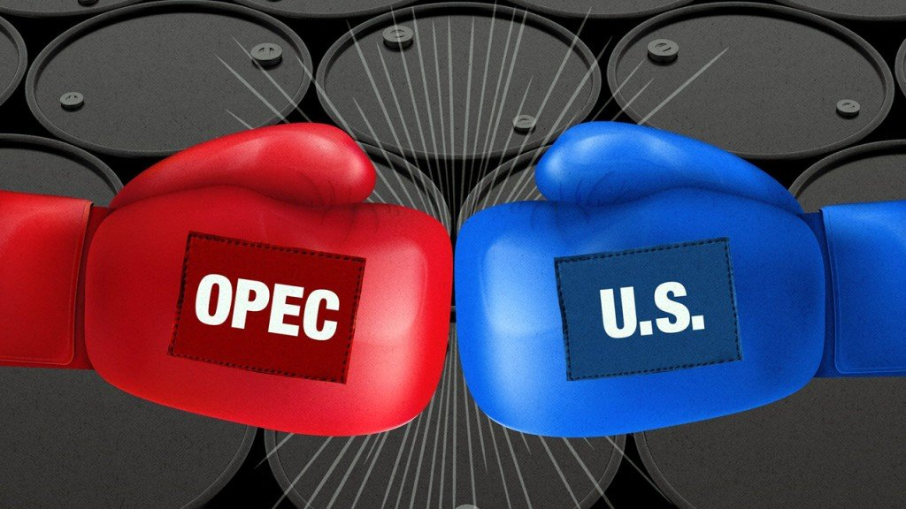 US briefly overtakes Saudi Arabia as world's top oil exporter