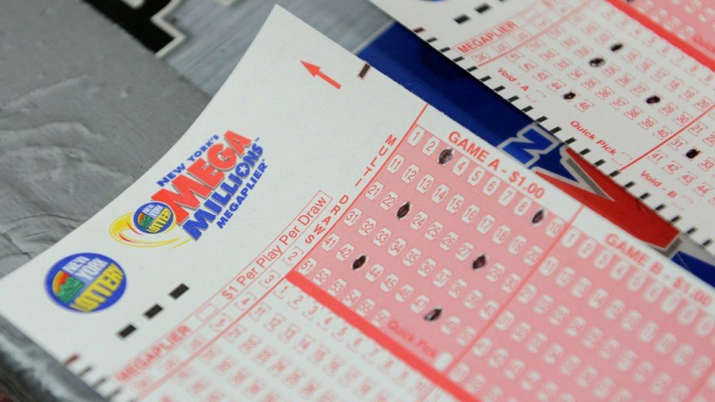 Mega Millions winner must share jackpot with ex-wife