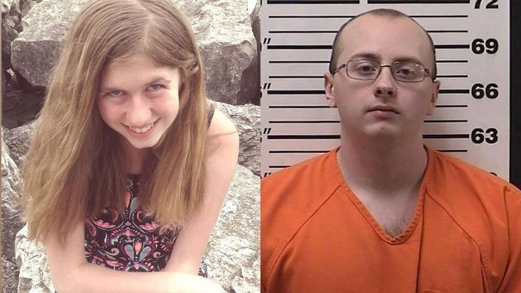 'I can't believe I did this,' Jayme Closs' alleged kidnapper writes