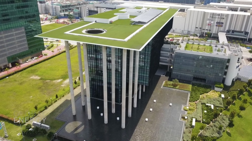 Malaysia fights climate crisis with better buildings