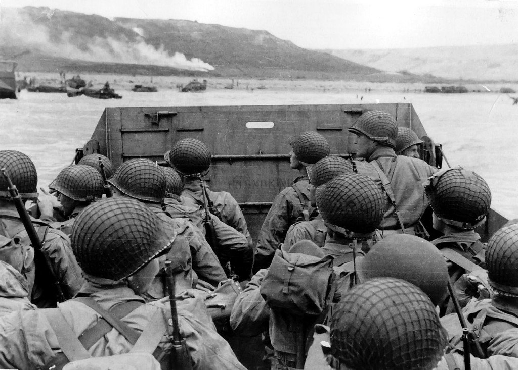 Remembering D-Day