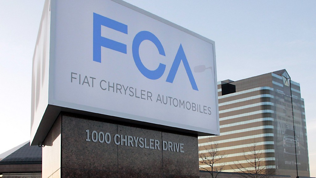 Fiat Chrysler to pay hundreds of millions to settle emissions charges