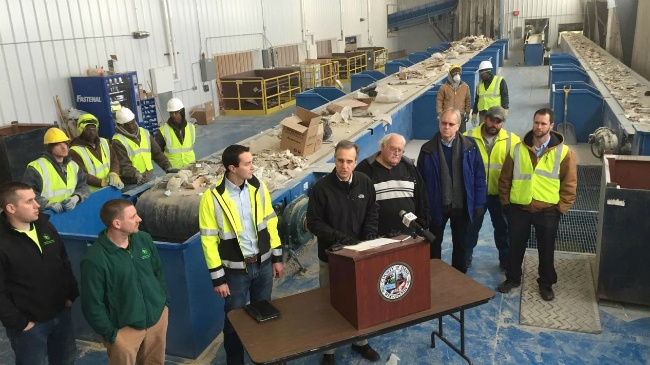 New recycling facility expected to save taxpayers $600K per year, officials say
