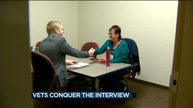 UW Health holds event to help vets conquer job interviews