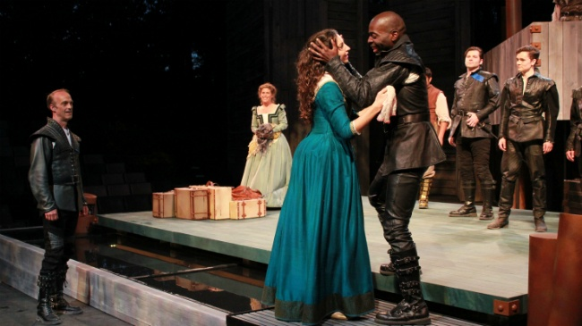 Wineke review: APT's 'Othello' shows violence of jealousy