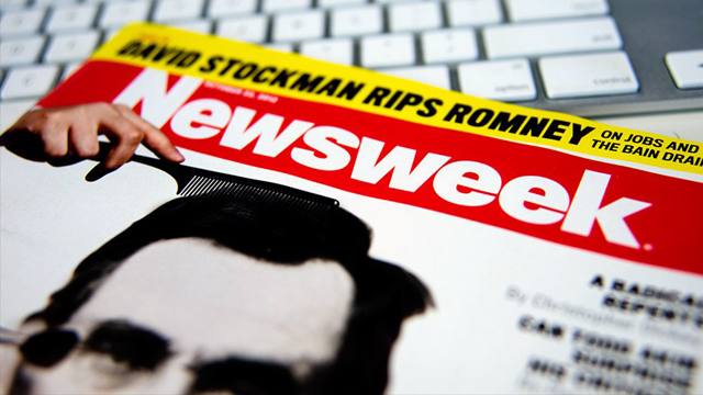 DA executes search warrant at Newsweek Media Group