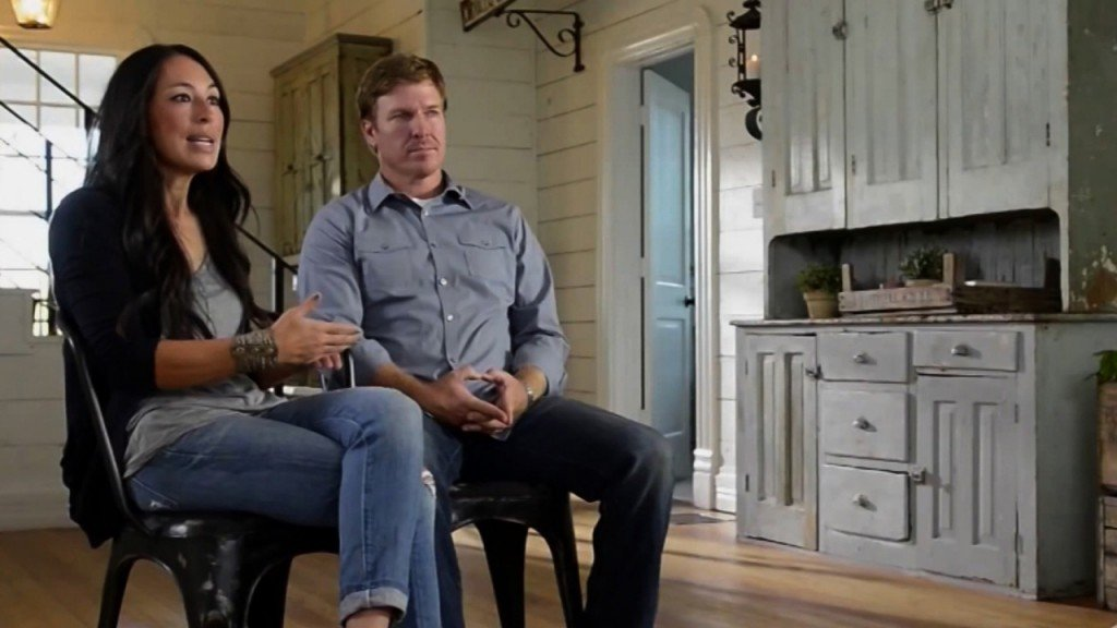 Chip and Joanna Gaines ready to launch new 'Fixer Upper' series