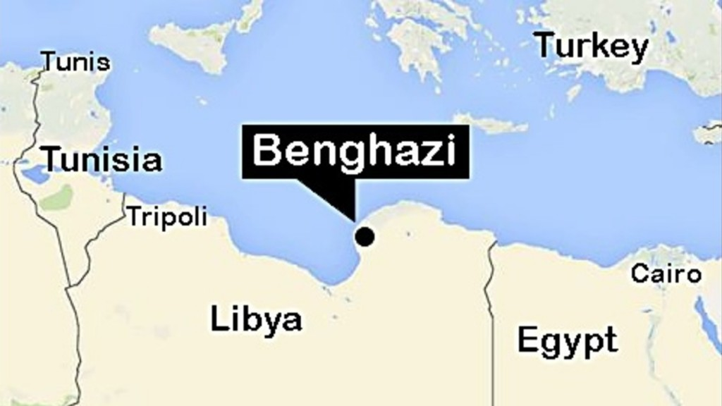 Benghazi suspect found guilty of material support in 2012 attack