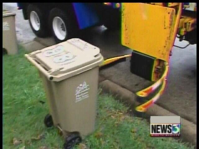 Crews announce downtown move-out recycling, garbage plans