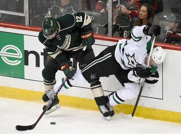 NHL roundup: Wild rallies from two-goal defecit to beat Stars