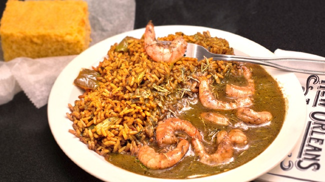Try something new at New Orleans Take-Out