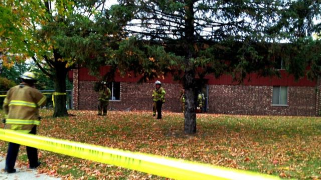 Man who died in apartment fire ID'd