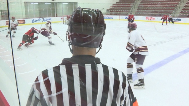 Referee shortage isn't keeping up with youth sports needs
