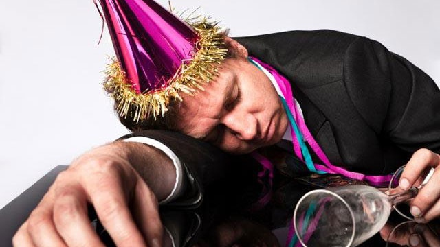 What not to do at your holiday office party