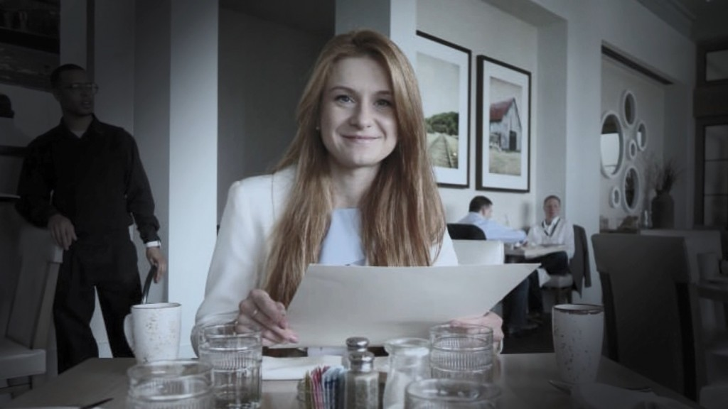 Maria Butina continues to cooperate with prosecutors