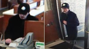 Madison police look for bank robber