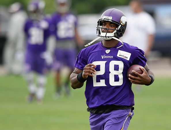 Vikings, Peterson agreed to restructured contract