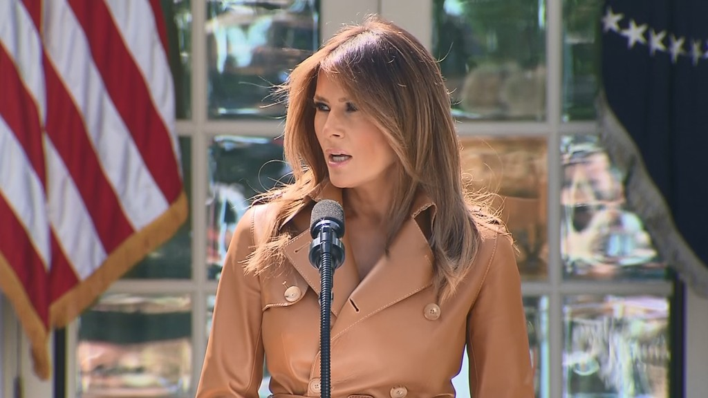 Melania Trump's office asks for privacy after procedure