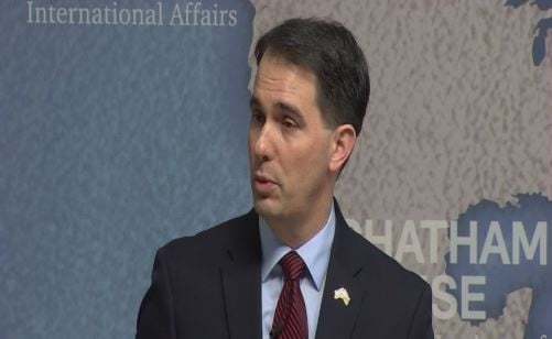 Walker: Sons ditching college for fall campaign