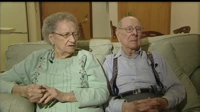 DeForest couple celebrate after being married for 80 years