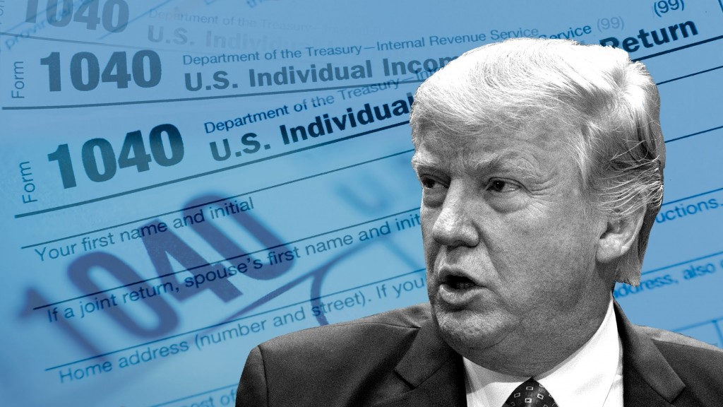 Judge may block NY from handing over Trump tax returns for now