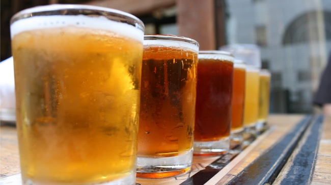 4 beer events with a twist: September 14-18