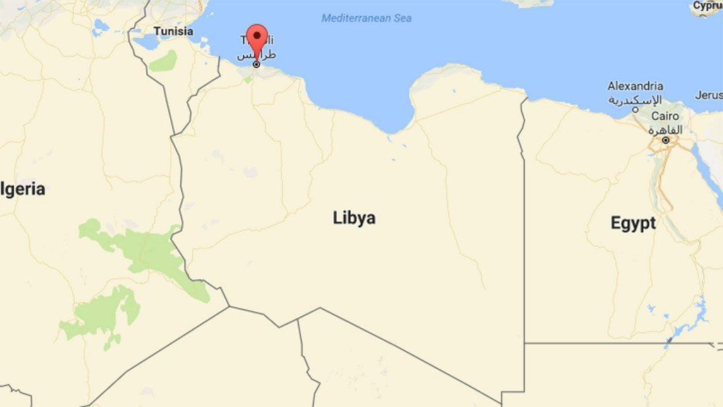 Battle for Tripoli becomes sandbox for outside powers