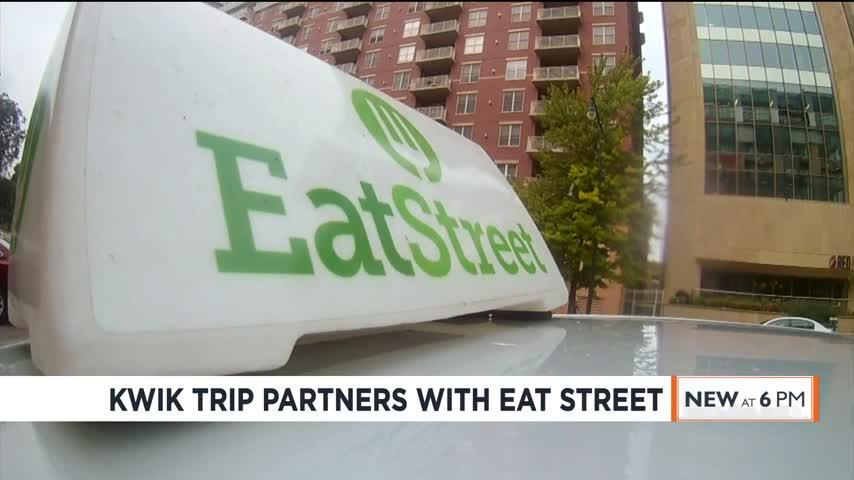 Kwik Trip expands delivery service through EatStreet