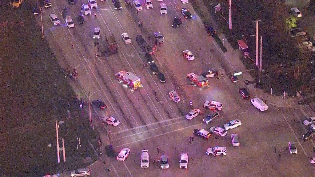 UPS truck chase leads to fatal shootout in Fla.