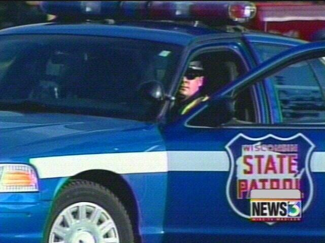 State Patrol: Stay inside vehicles after crash