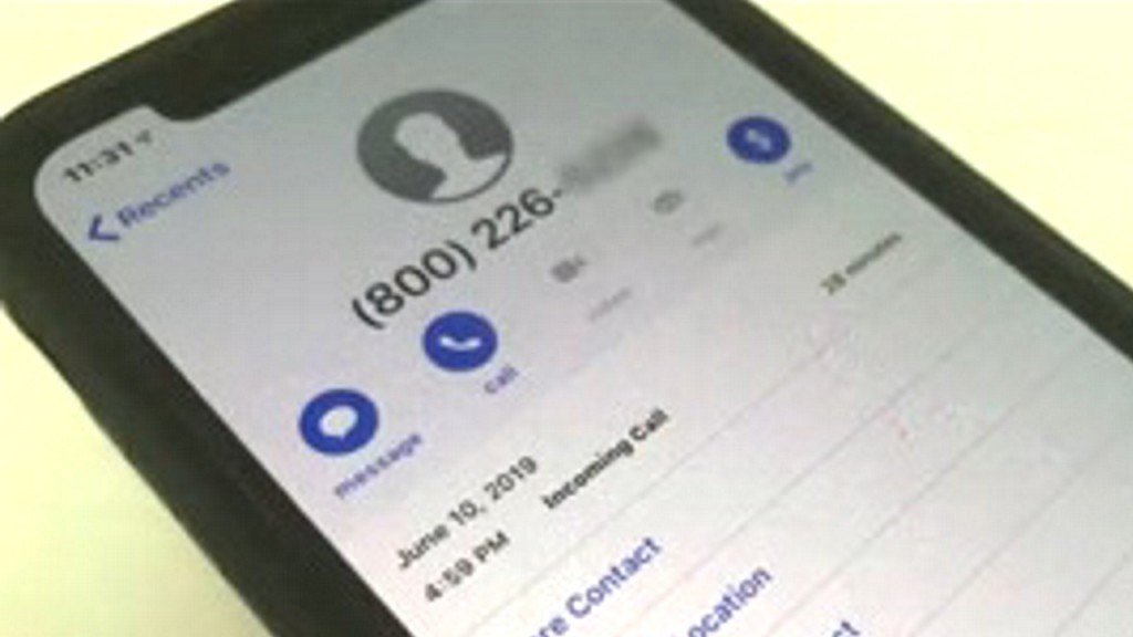 Phone scam nets millions for hackers