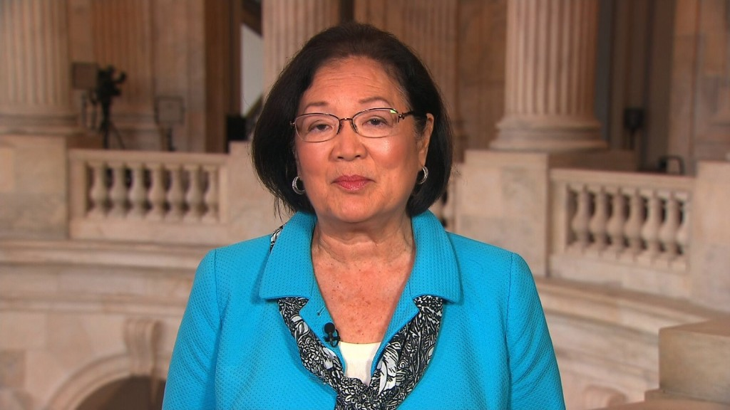 Hirono: Kavanaugh FBI investigation must cover 'the 3 credible' accusations